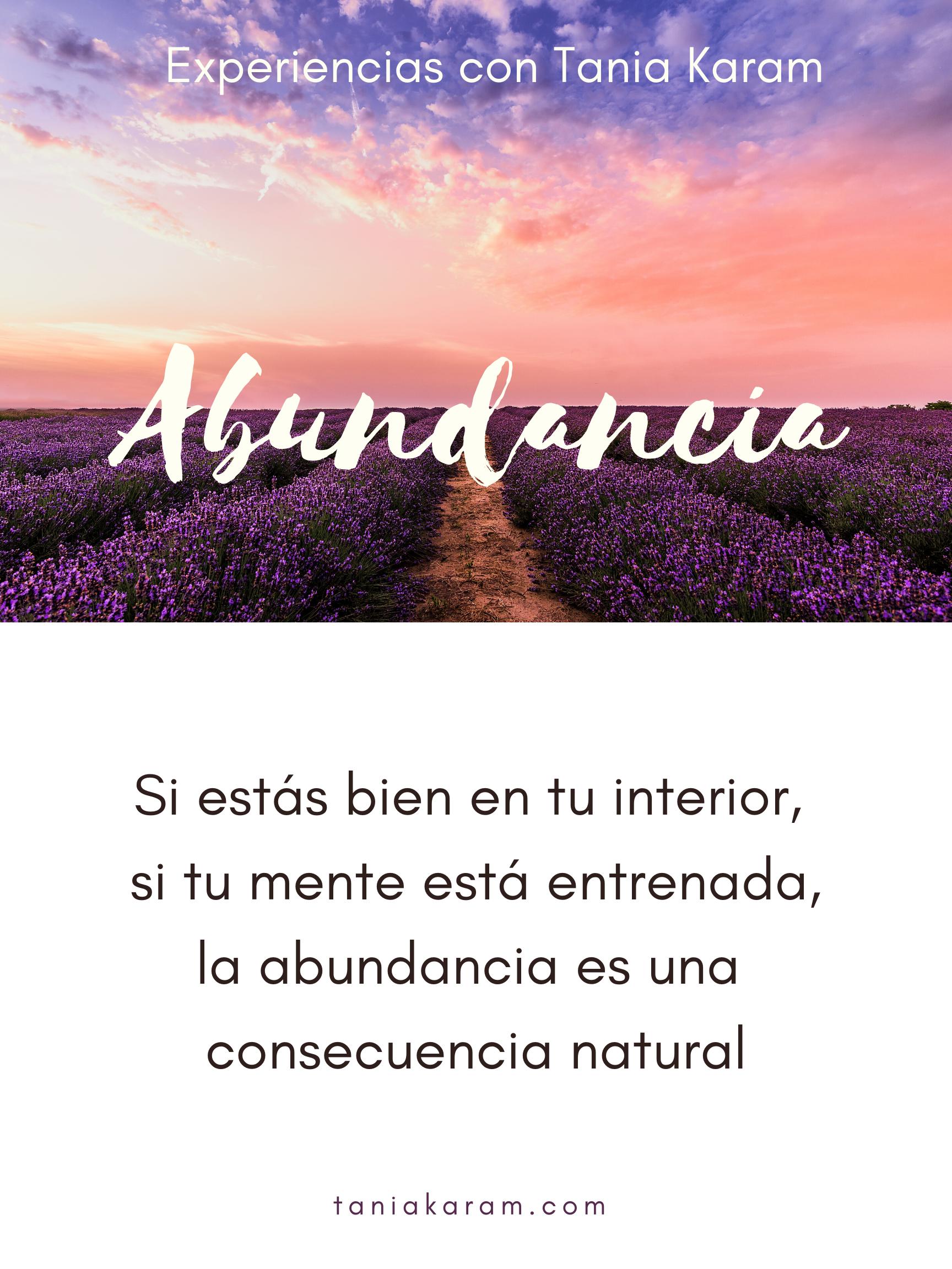 Abundancia_tania karam