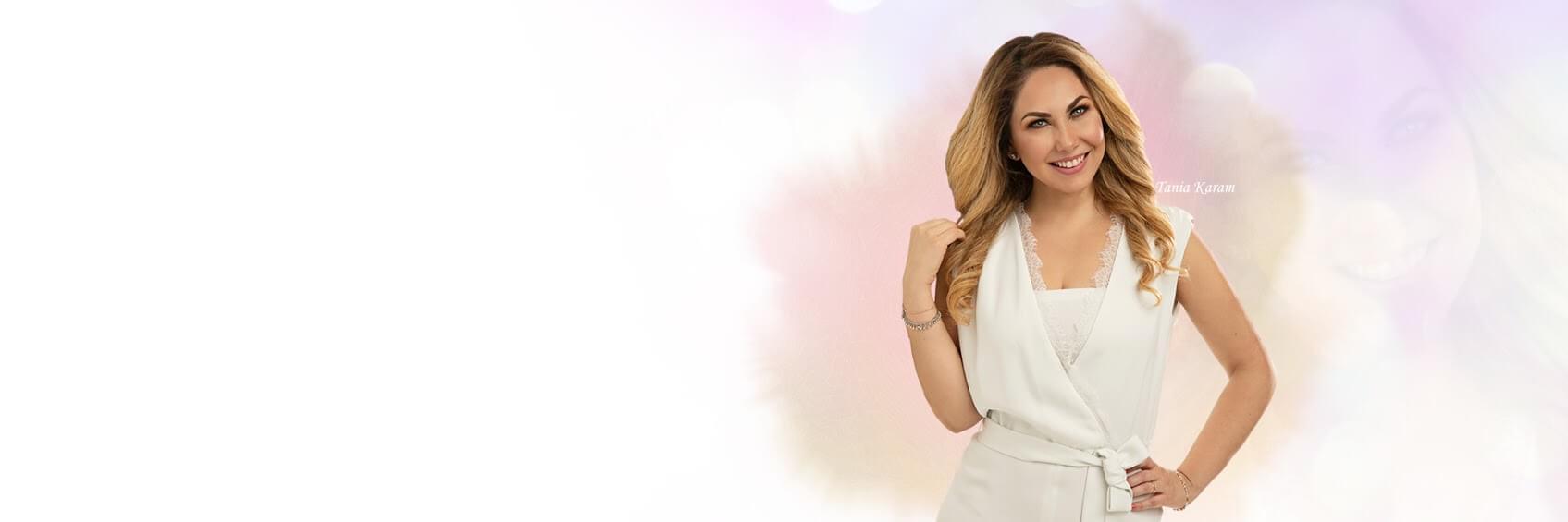 Tania Karam canalizadora de ángeles